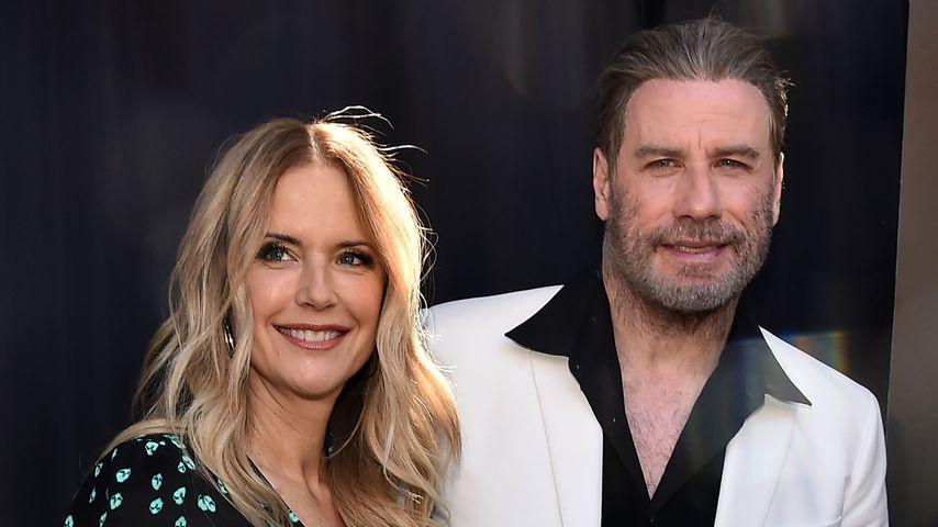 Kelly Preston und John Travolta, Schauspieler