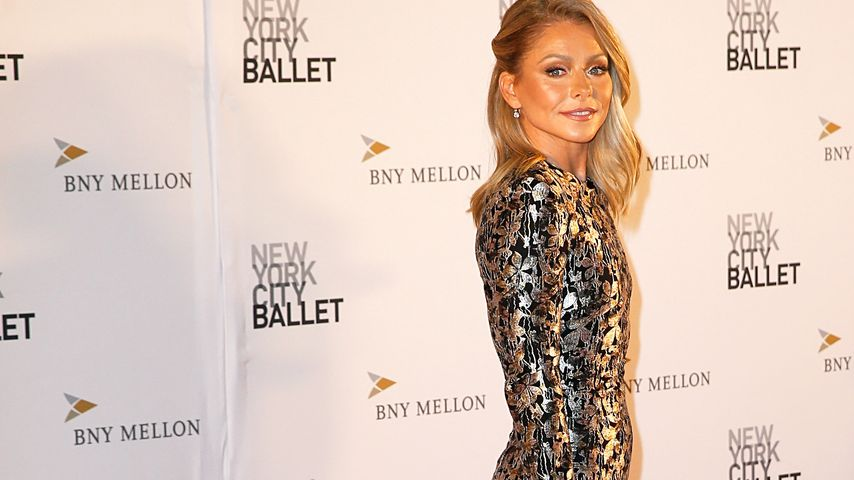 Moderatorin Kelly Ripa