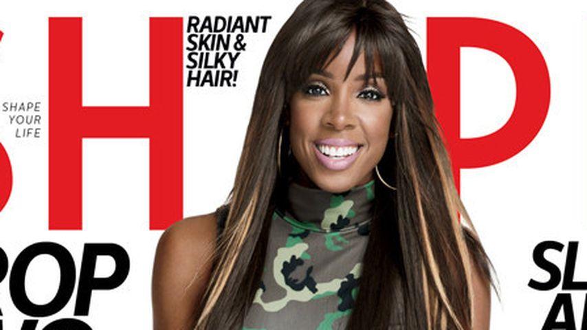 Photoshop-Panne? Rätsel um Covergirl Kelly Rowland