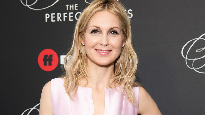 Happy Sommerferien: Kids besuchen Kelly Rutherford