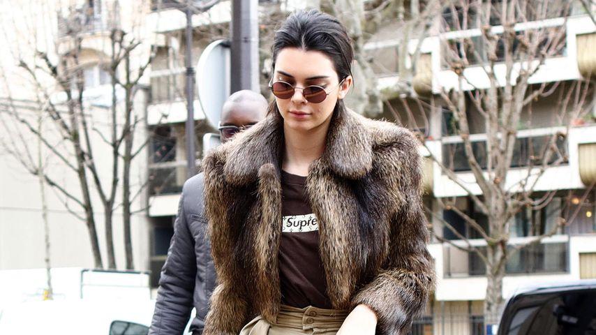 Nach Diebstahl: Kendall Jenner feuert ihren Security-Mann