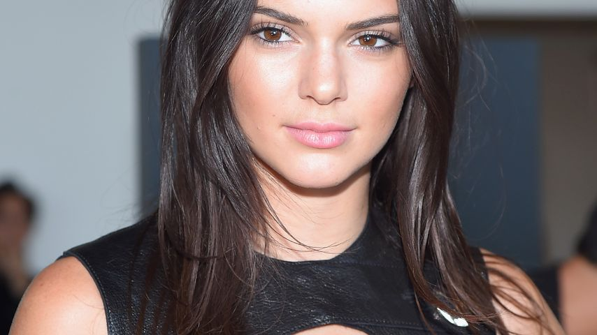 Nicht immer Model-like: Kendall Jenner hatte schlimme Akne