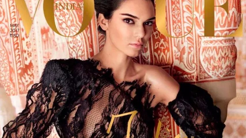 Indisches Vogue-Cover: Kendall Jenner erntet Empörung & Hate