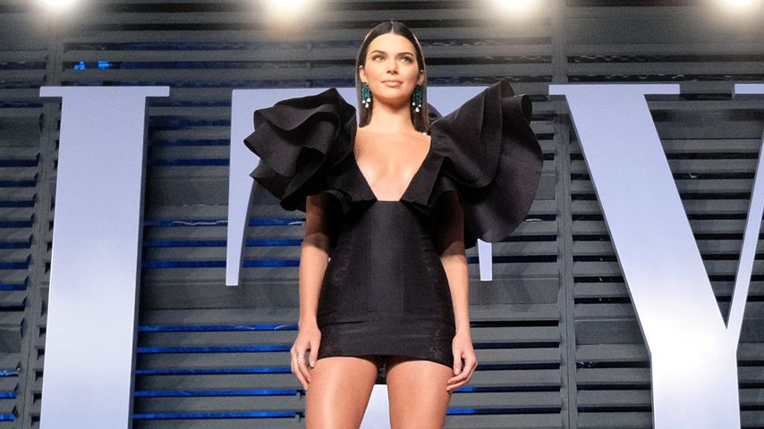 "Kendall Jenner bei der Oscar-Party der ""Vanity Fair"""