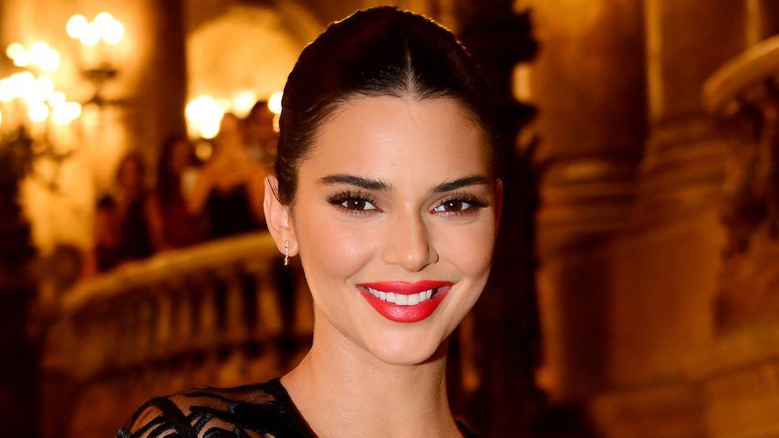 Kendall Jenner bei einer Gala in Paris