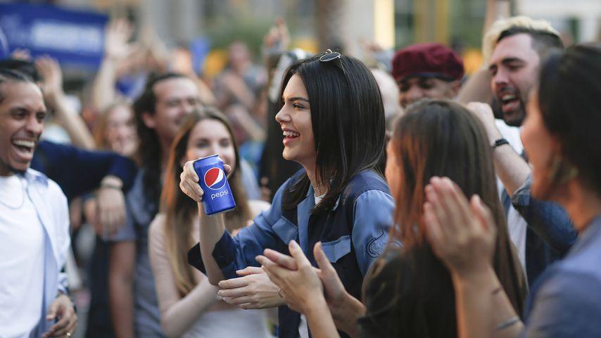 Kendall Jenner im Pepsi-Spot