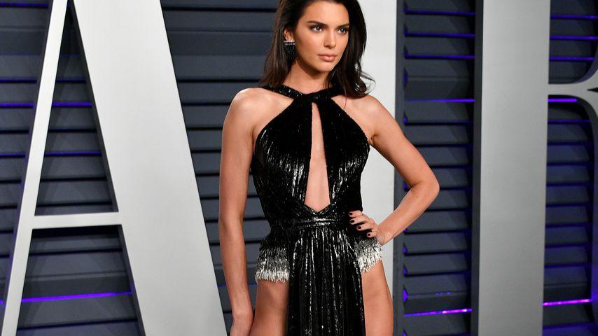 Unten ohne? So freizügig war Kendall Jenners Oscar-Outfit!