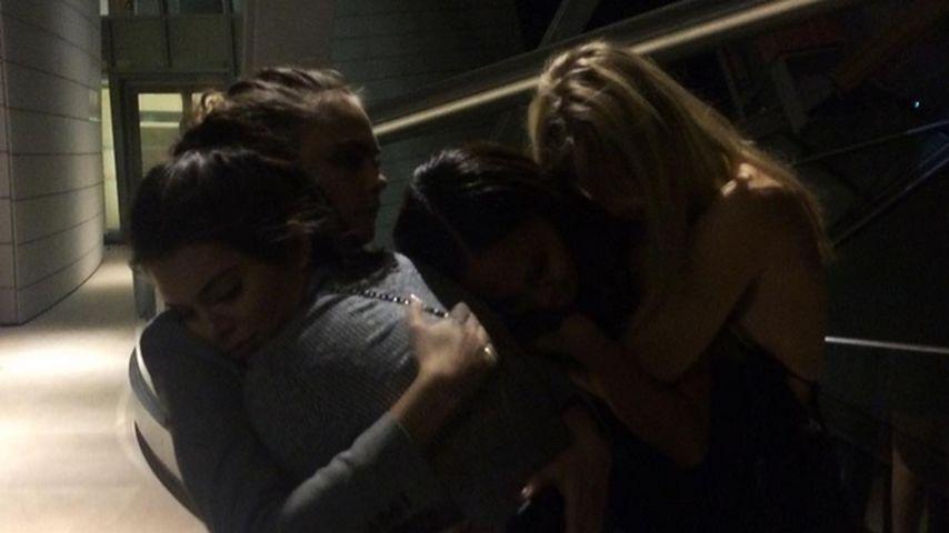 Sehnsucht: Kendall Jenner vermisst ihre Freundinnen