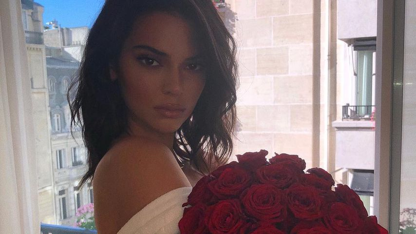 Keine pompöse Hochzeit: So will Kendall Jenner mal heiraten