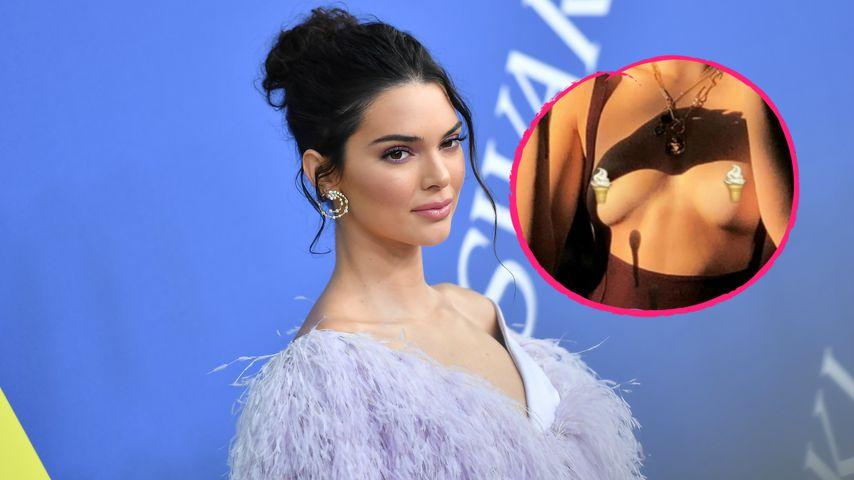 Sexy Oben-ohne-Pic: So hüllenlos sahen wir Kendall noch nie!