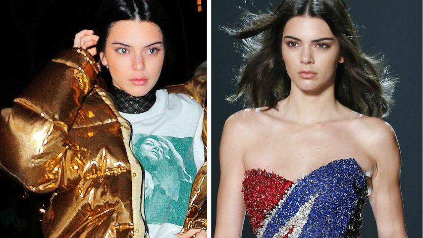 "Kendall Jenner: Vom ""Normalo""-Girl zur Catwalk-Prinzessin"