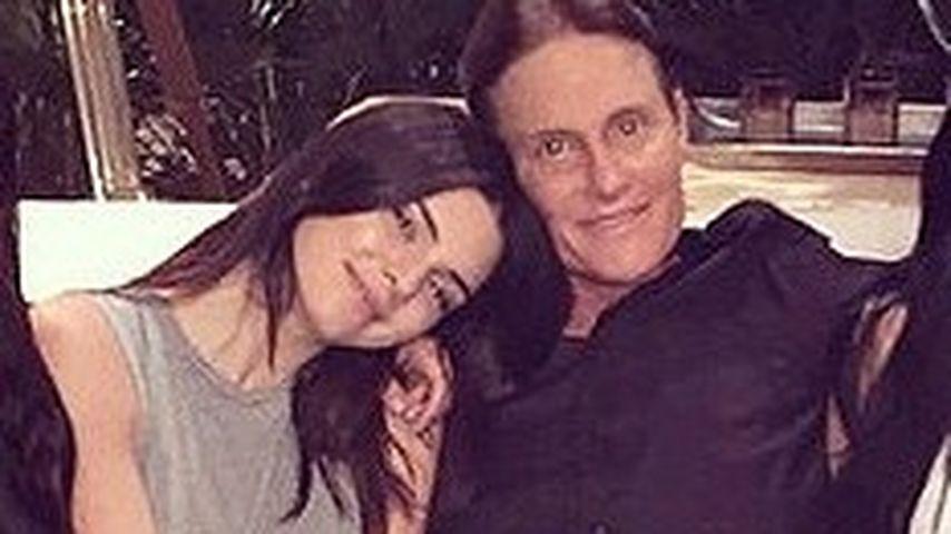 Kendall Jenner liebt Papa Bruce auch als Frau!
