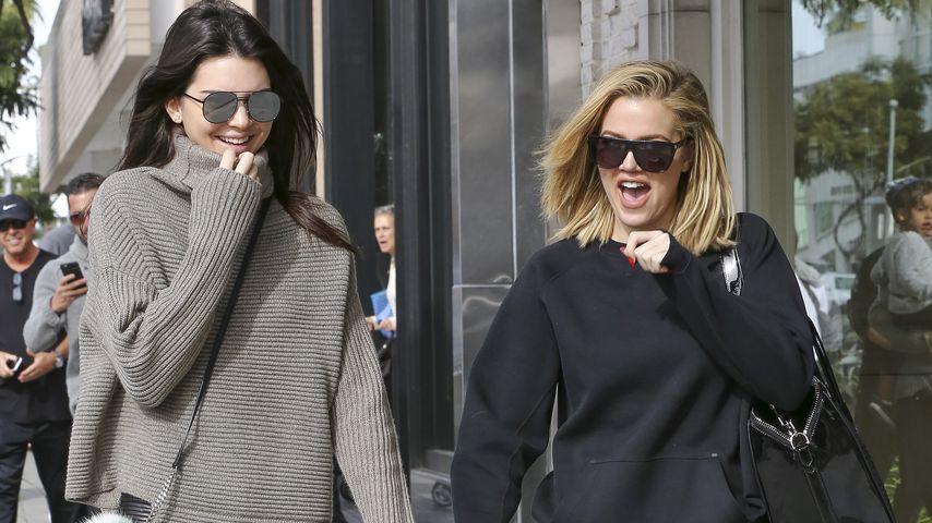 Kendall Jenner ehrlich: Khloe ist ihre Lieblingsschwester!