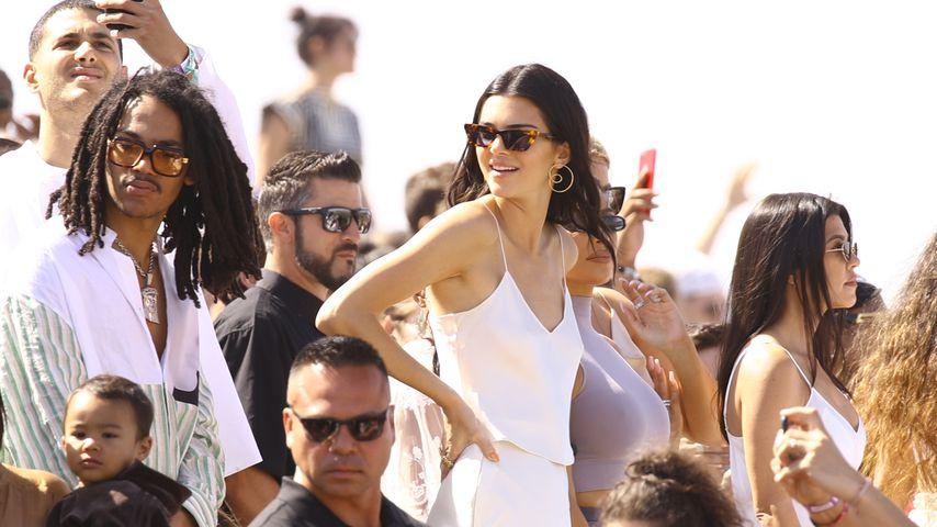 Kendall Jenner und Kourtney Kardashian auf dem Coachella 2019