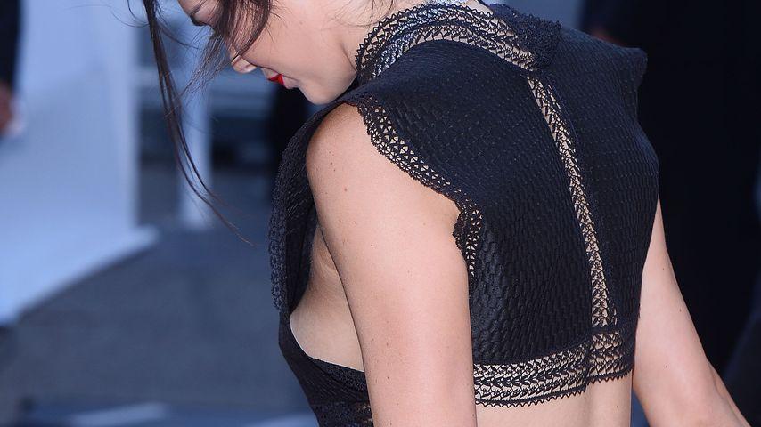 Fast entblößt: Brust-Alarm bei Kendall Jenner in Cannes!