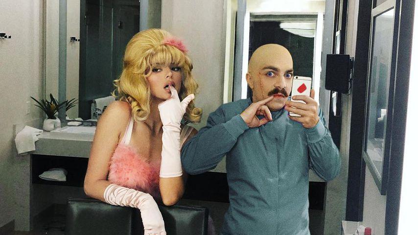 Netz-Parodie: Insta-User gibt sich als Kendalls Zwilling aus