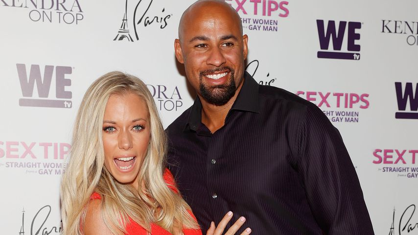 Kendra Wilkinson: Ganz in Weiß zur Pool-Party