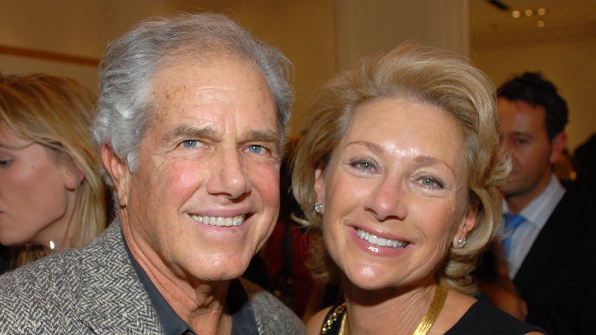 Kent Damon und seine Frau in New York City 2009