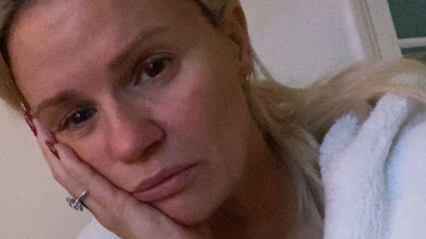 Knoten in Achselhöhle: Kerry Katona fürchtete zu sterben