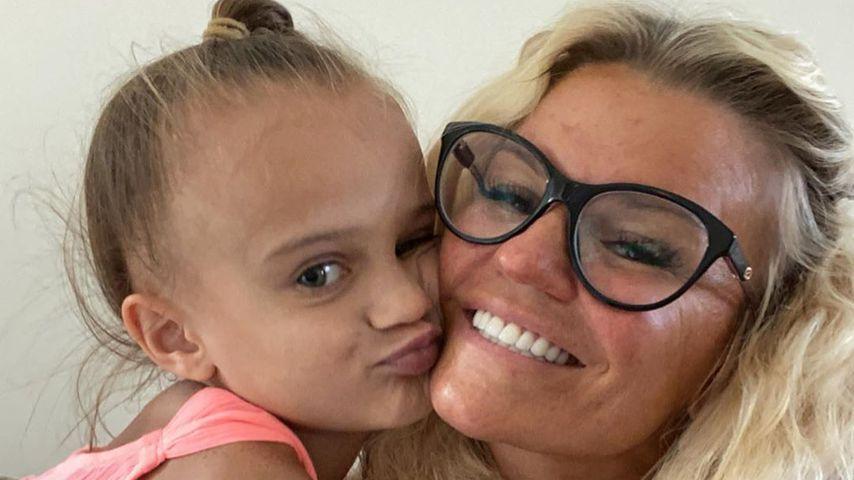 Tochter (6) von Atomic-Kitten-Kerry im Netz beleidigt