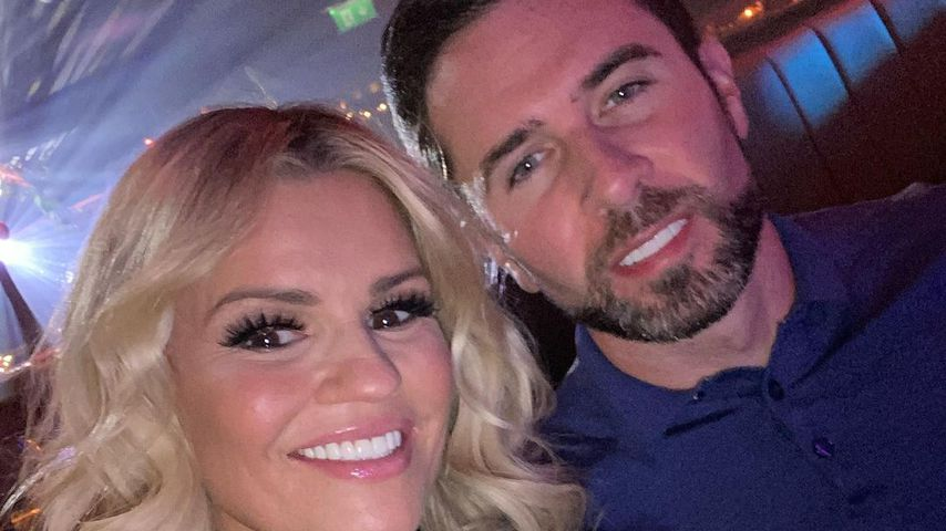 Kerry Katona und Ryan Mahoney