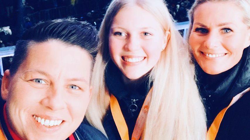 Verkehrsunfall an Silvester: Kerstin Ott leistete Ersthilfe!