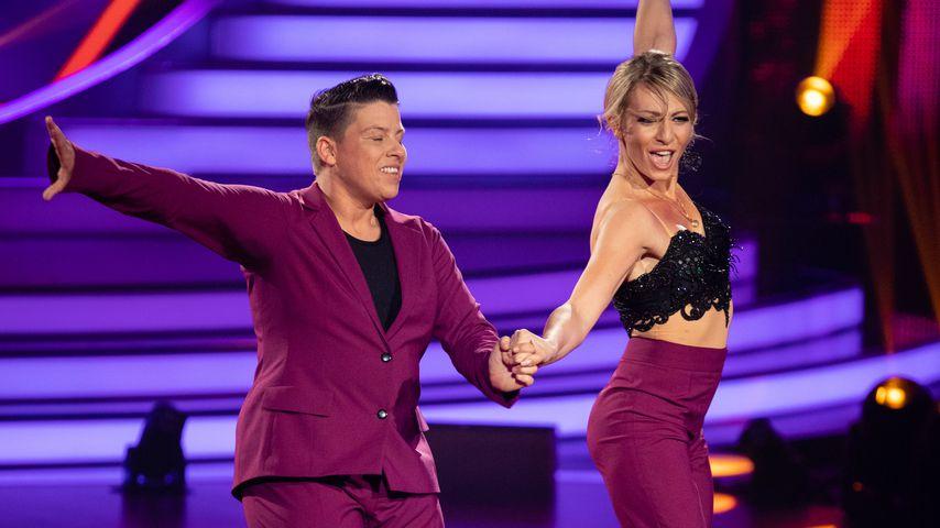 """Let's Dance""-Debatte: Wie steckt Kerstin Ott Netz-Hate weg?"