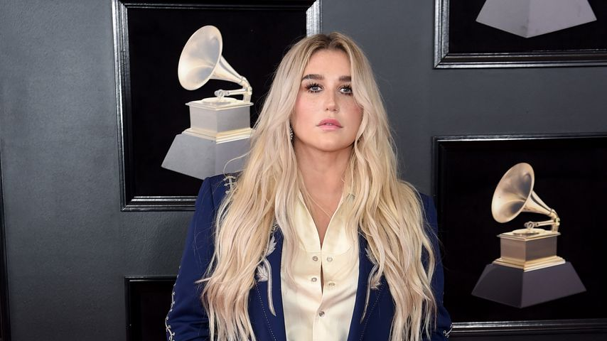 Kesha bei den Grammy Awards 2018