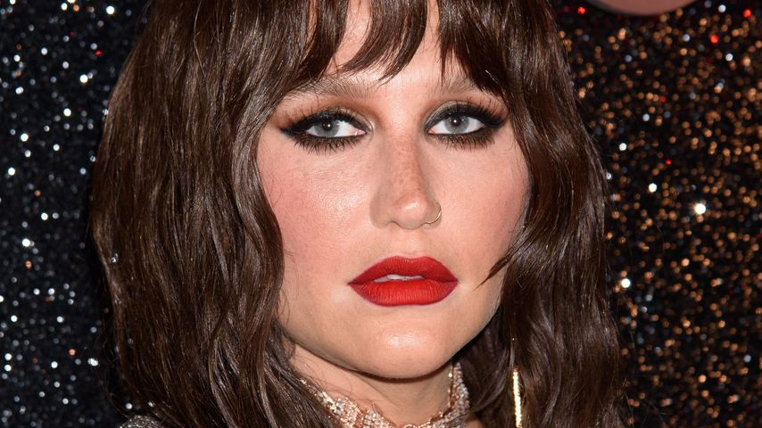 Neuer Lebensabschnitt? Sängerin Kesha ist jetzt brünett!
