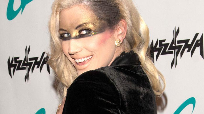 Ke$ha: Dieses Styling ist kein Halloween-Kostüm!