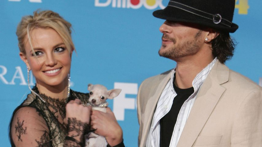Britney Spears und Kevin Federline