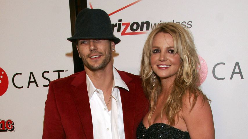 Kevin Federline und Britney Spears, 2005