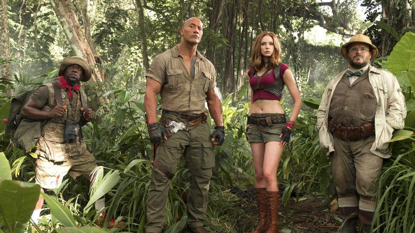 """Endlich! """"Jumanji: Willkommen im Dschungel""""-Trailer ist da"""