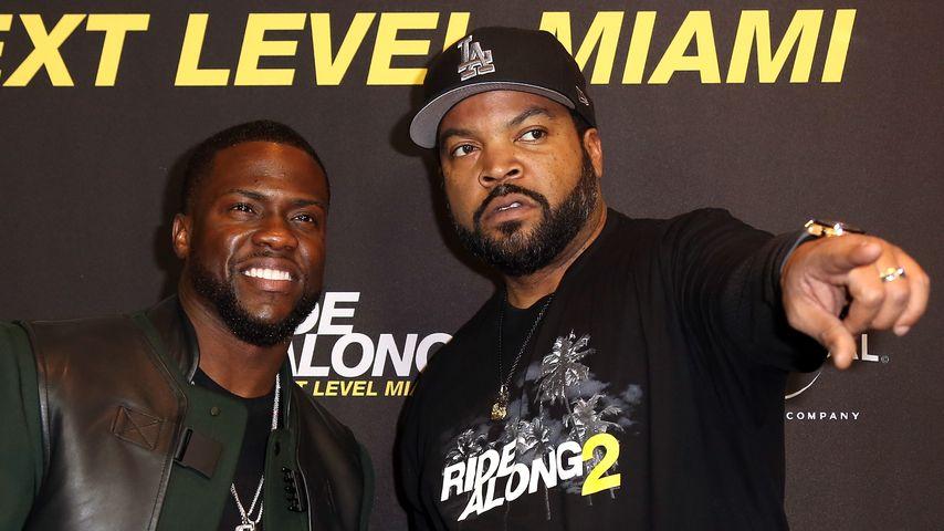 Zu cool für Bromance? Kevin Hart und Ice Cube klären auf