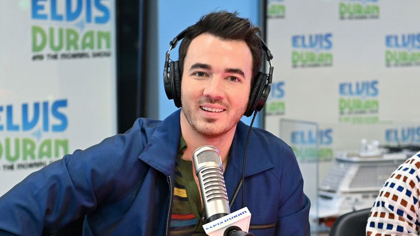 """Kevin Jonas bei der """"Elvis Duran And The Z100 Morning Show"""" in New York, 2019"""