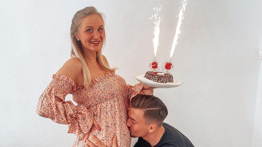 Katharina Wagener und Kevin Yanik, April 2021
