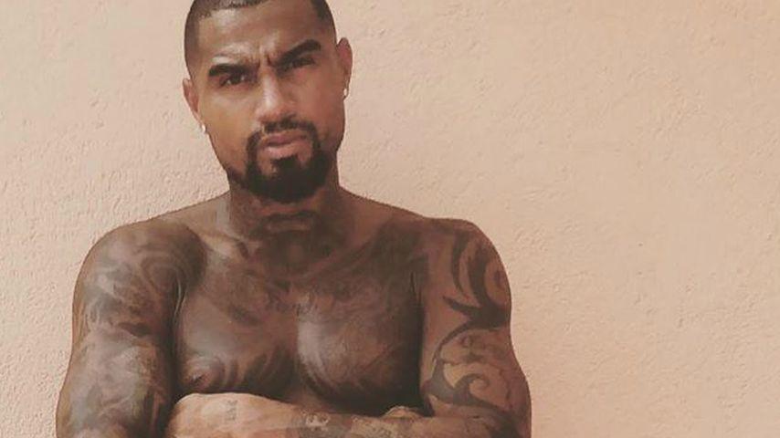 Kevin Prince Boateng bereut seine großflächigen Tattoos!