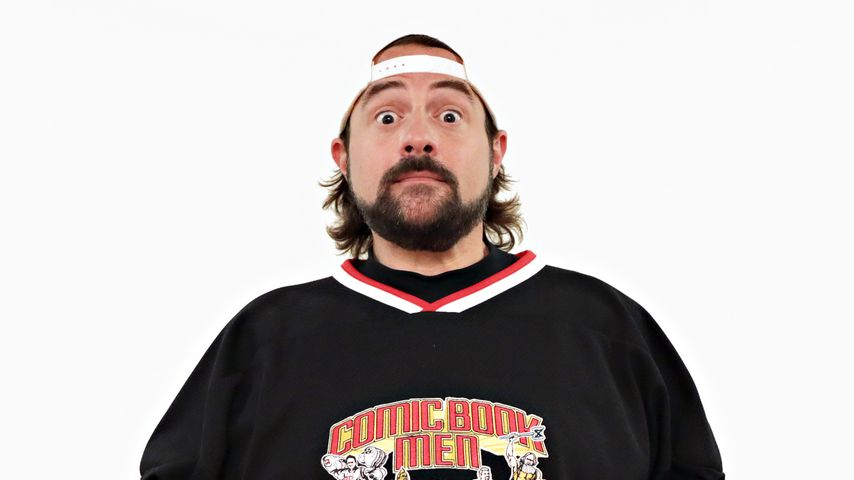Kevin Smith bei der New York Comic Con 2017