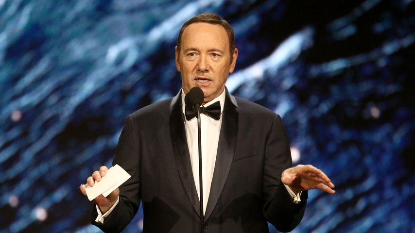 Kevin Spacey bei den AMD British Academy Britannia Awards 2017