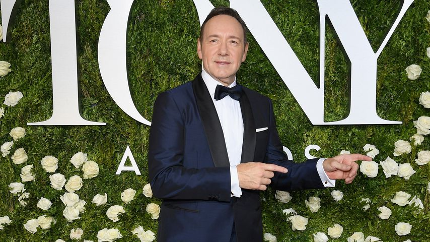 Kevin Spacey bei den Tony Awards 2017 in New York City