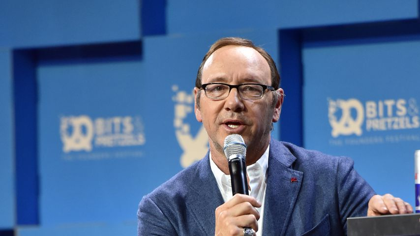 Kevin Spacey in München, September 2017
