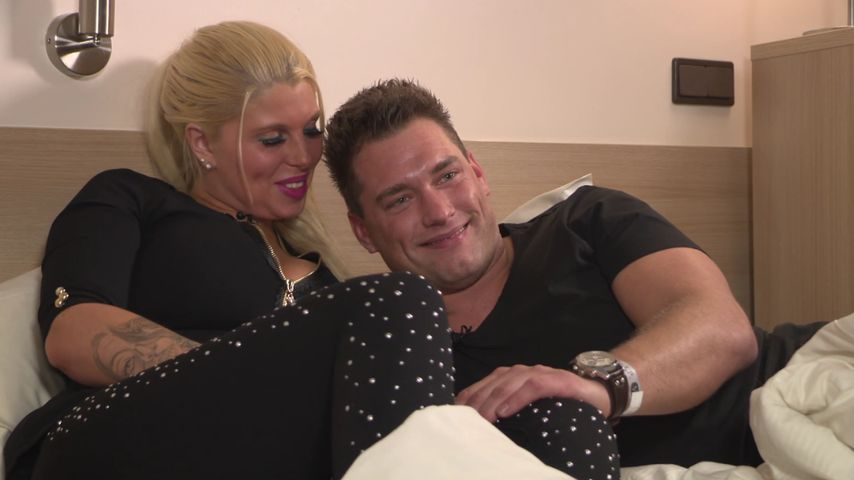 BB-Liebesinterview im Bett: So süß sind Sharon & Kevin!