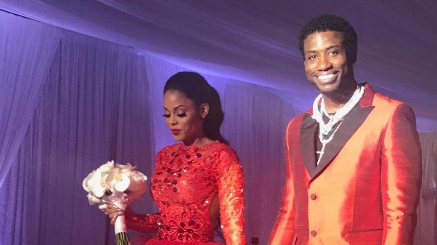 Gucci Mane-Hochzeit: Mama & Bruder nicht eingeladen?
