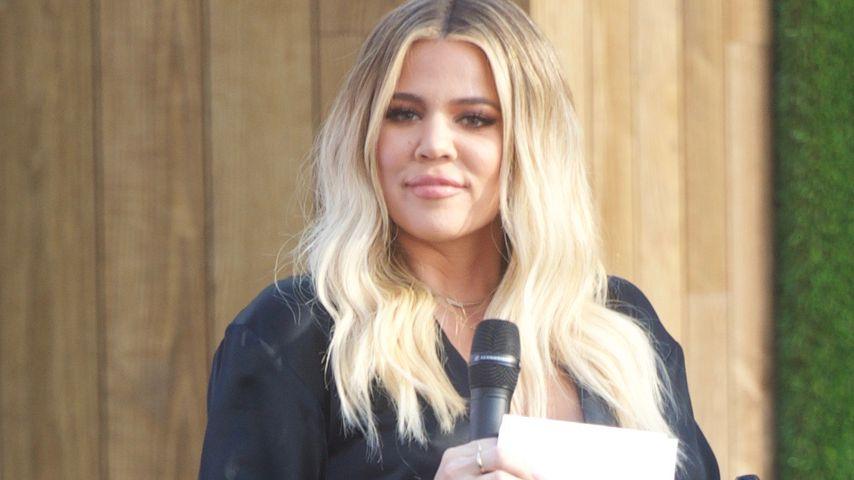 Schwangere Khloe Kardashian: Bekommt sie einen Jungen?