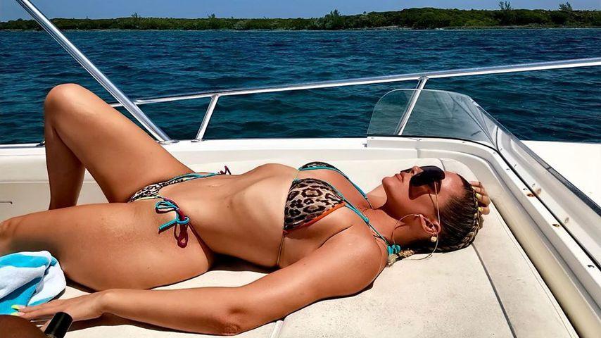 Khloe Kardashian fühlte sich von Body-Goals überfordert!