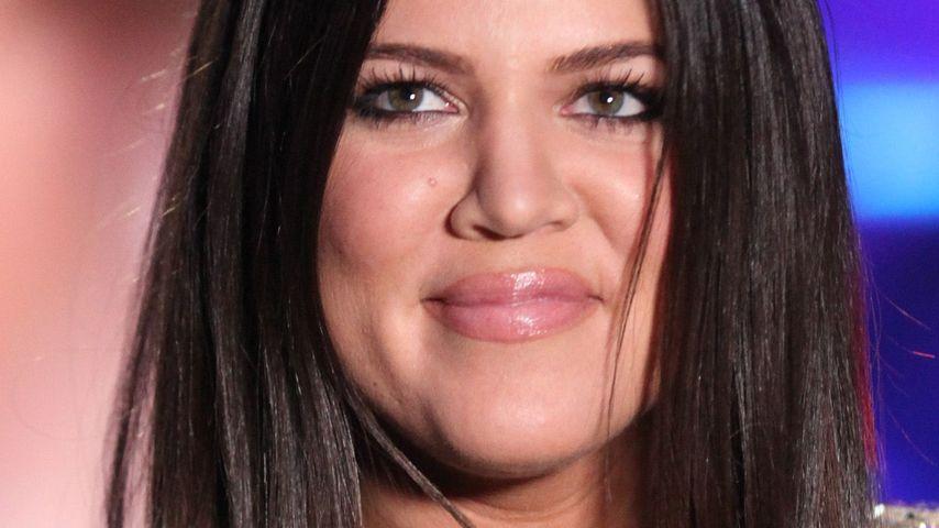 Khloé Kardashian: Per Photoshop aufs X-mas-Foto
