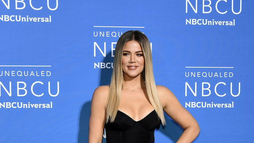 Khloe Kardashian beim NBC Universal Upfront 2017