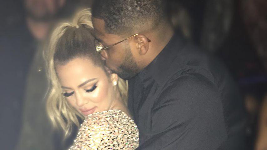 Bestätigt! Khloe Kardashian und ihr Tristan werden Eltern!