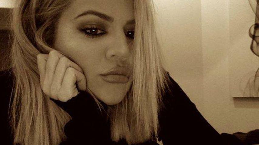 Zu viel Drama? Khloe Kardashian ist total melancholisch