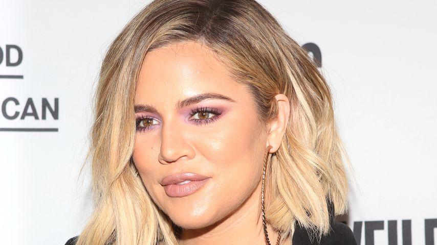 Wegen Schwangerschaft: Khloe Kardashian in Bauchnabel-Panik!